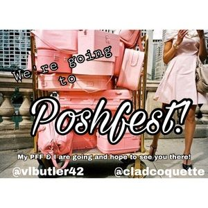 Other - Poshfest 2018!!